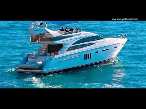 Princess 62 Croatia Split - Navis Yacht Charters