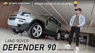 Land Rover Defender 90: el de siempre... pero con todo lo de hoy   En Vitrina