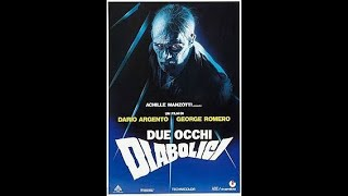 The photographer (Due occhi diabolici - Two evil eyes) - Pino Donaggio - 1990