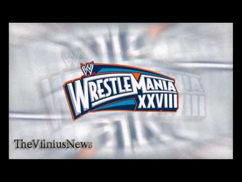 "2012 Wrestlemania 28 Theme ""Invincible"" MGK Feat. Ester Dean/ Skylar Grey"