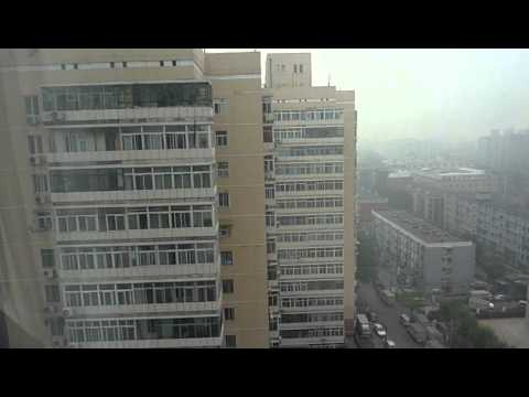 Beijing skyline, pollution b.MOV