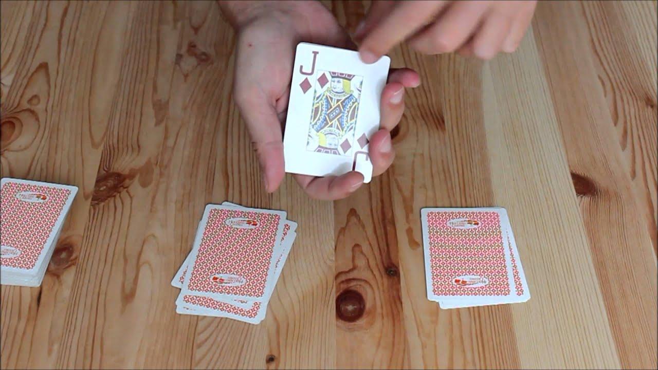 Magier Tricks Mit Auflösung