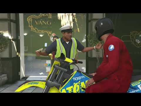 GTA 5 | Mission - Robbery in Jewelry Shop | HP Pavilion 15 - EC0101AX