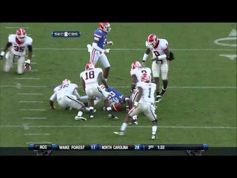 Jarvis Jones vs Florida 2011