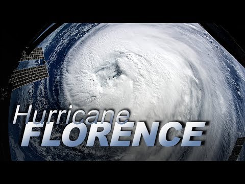 Hurricane Florence From