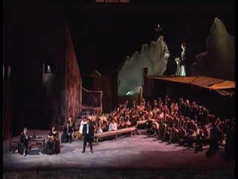 """""""La forza del destino"""" (Lithuanian National Opera and Ballet Theatre)"""