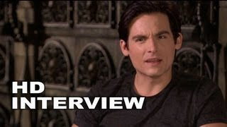 "The Mortal Instruments: City of Bones: Kevin Zegers ""Alec"" On Set Interview"