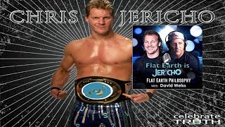 WWE Champion Wrestler Chris Jericho Talks Flat Earth w/ David Weiss