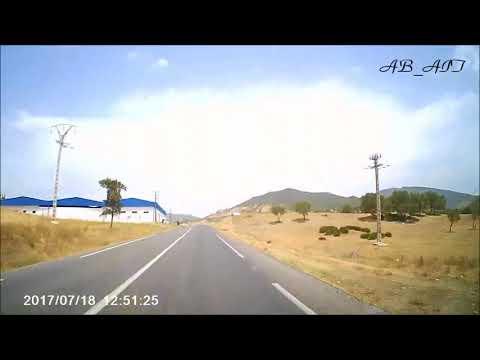 LA ROUTE N°13 OUAZZANE CHEFCHAOUEN (Partie الطريق الوطنية رقم 13وزان و شفشاون( الجزء1