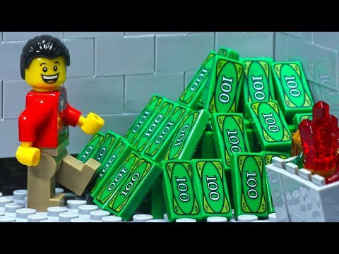 Lego Big Safe Robbery