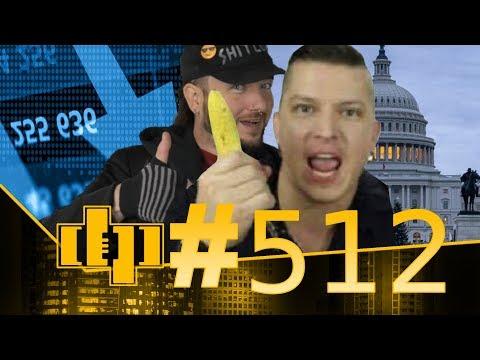 DP #512 | DOW PLUMMETS! - PARTIAL SHUTDOWN? - TEXAS CITY REFUSES AID?