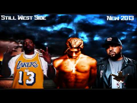 WC Ft. 2Pac & Ice Cube - Still West Side Remix (New2013)