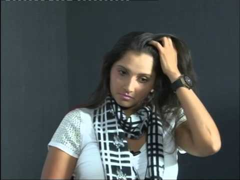 Watch Up : Sania Mirza Interview