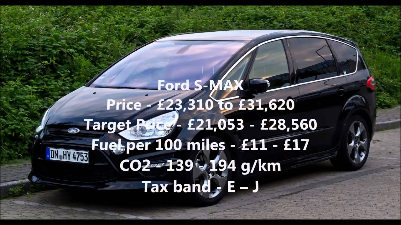 Best 7 Seater Cars Of 2015   Best 7 Seaters For Families   Prices, Stats  And MPG   YouTube