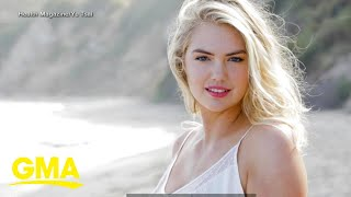 Kate Upton makes empowering body-positive statement with unretouched photo shoot l GMA