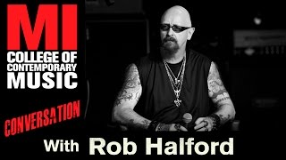 mi conversation series with rob halford teaser