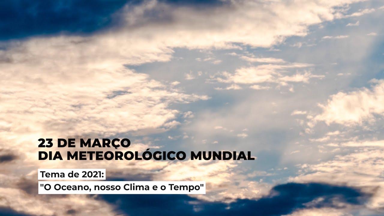 Dia Meteorológico Mundial - Profissionais falam sobre a importância da data