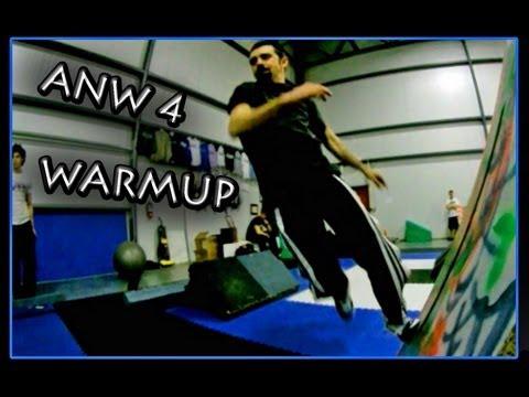 American Ninja Warrior Warm-up Weekend