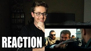 Logan official trailer 1 reaction