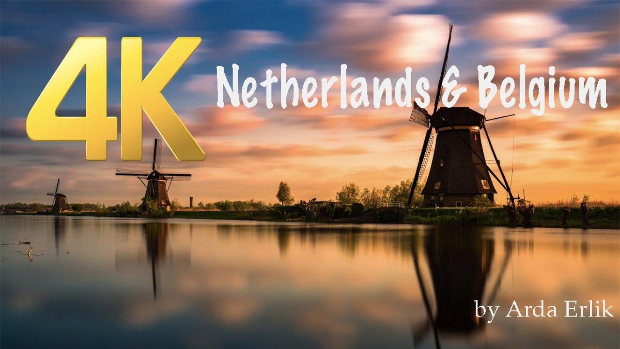 4K Netherlands and Belgium