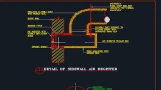 HVAC online Training - Explain Diffuser / Grille vs  Registor Details in Engilsh / Hindi