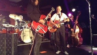 Eric McFadden with The Reverend Horton Heat / Folsom Prison Blues