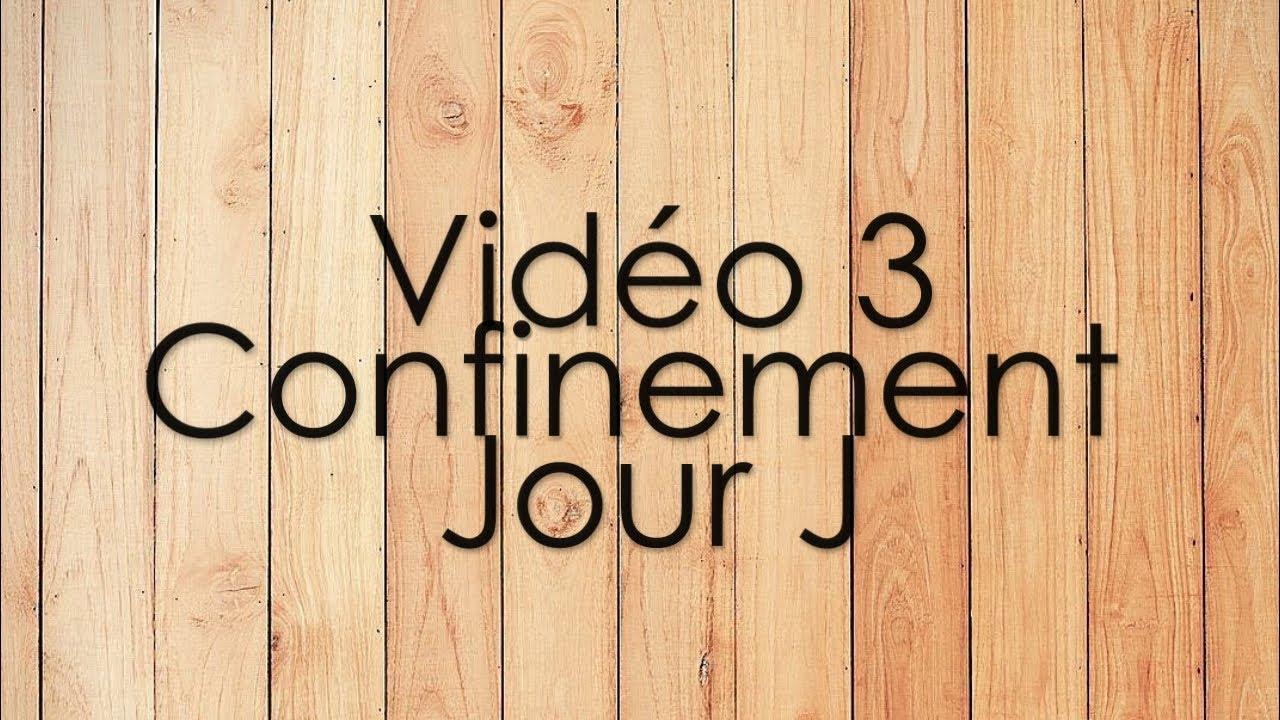 Download VODEO #3 - Jour J du confinement