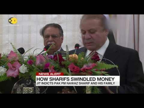 Panama Papers: How Nawaz Sharif swindled money