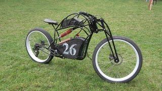 26 Bike Emotors Электромотоцикл / Электровелосипед своими руками(Самодельный электробайк. Электромотоцикл с использованием одного рамного мотора 1000 ватт, максимальная..., 2016-07-30T18:30:24.000Z)