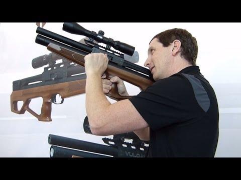 Airgun Technology Vulcan Air Rifle - IWA 2014
