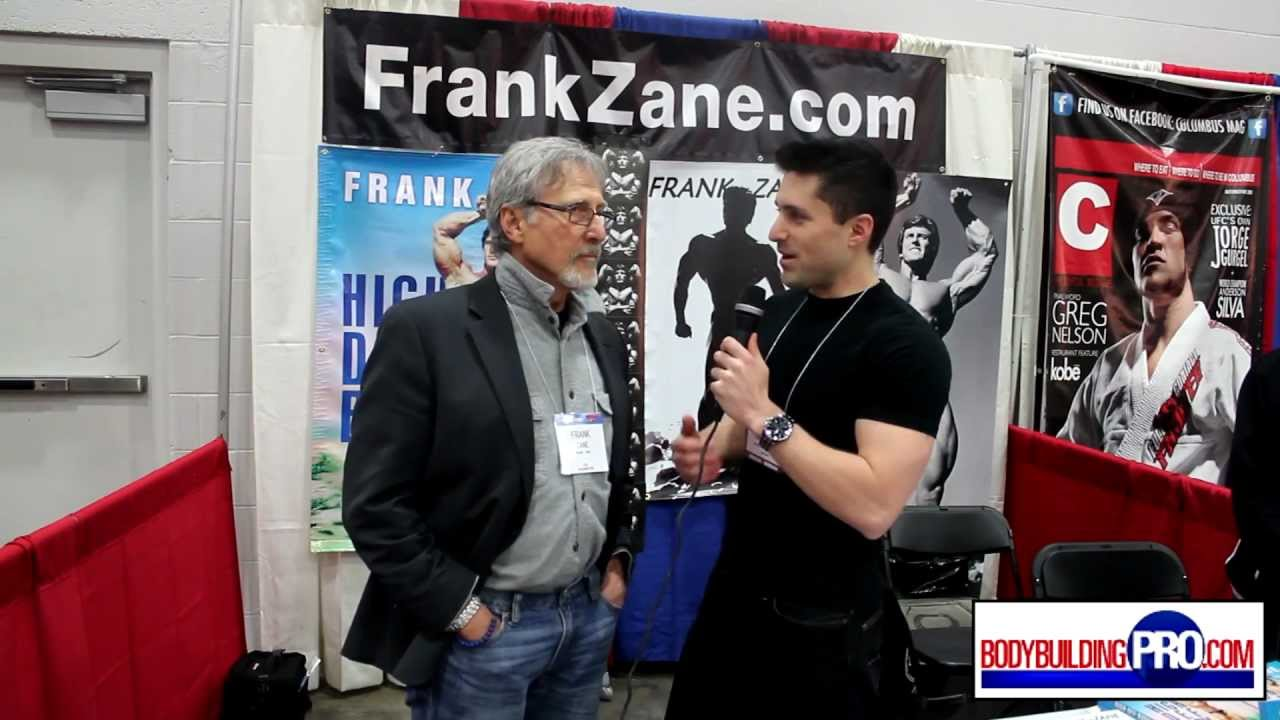 frank zane interview 2013 arnold classic youtube
