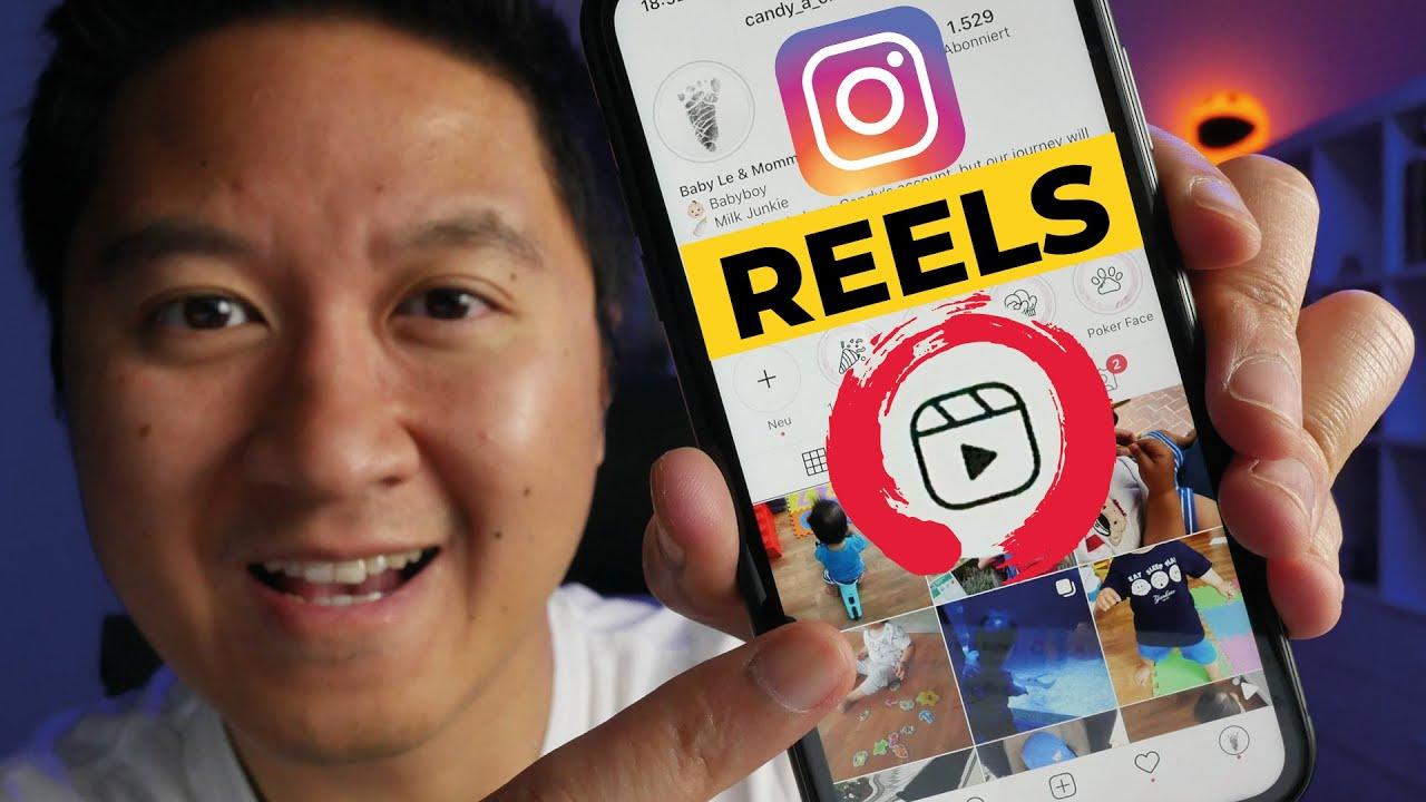 Reels Instagram Erstellen