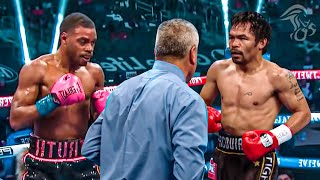 "Manny Pacquiao vs. Errol Spence - ""SHOCK OF THE CENTURY"""