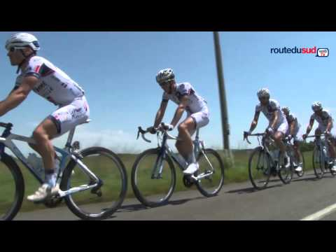 Route du Sud 2013 - Résumé Etape 2 - Villecomtal-sur-Arros / Stage 2 Highlights