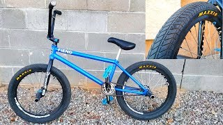 aRE THESE THE BEST TIRES IN BMX? MAXXIS GRIFTER TIRE REVIEW