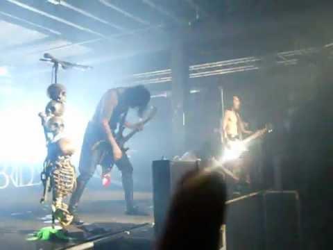 """Resurrect the Sun"" Black Veil Brides Live San Antonio 1 ..."