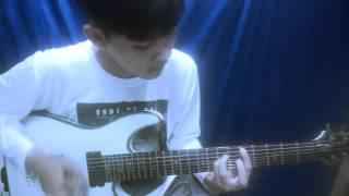 พลังงานจน LABANOON Feat. เปาวลี - EARTH GUITAR COVER