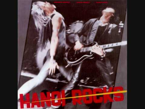 Hanoi Rocks - Cheyenne