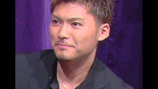 JAPAN MOVE UPにて。 EXILE SHOKICHIが感動を話す。「全てが for music...