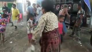 Joget Musik Kampung Acara Pamit Keluarga