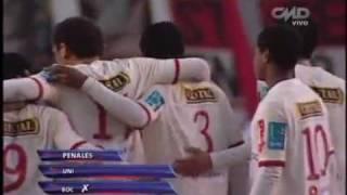 Universitario Campeon Copa Libertadores Sub-20 vs Boca Juniors PENALES