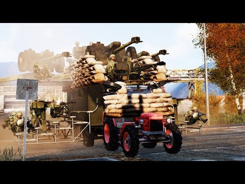 ArmA 3 - Battletractor Operational
