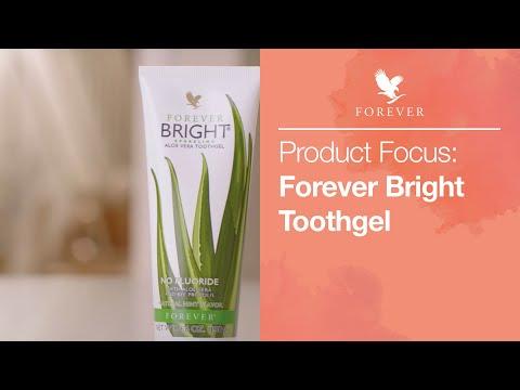 Forever Living Bright Toothgel | Forever Living UK & Ireland