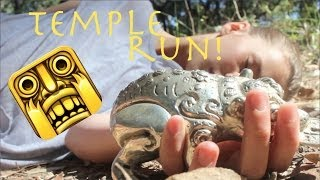 One of Georgia Productions's most viewed videos: Temple Run!