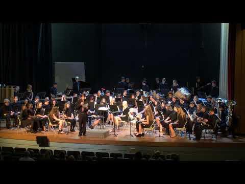 2017 Waccamaw High School Fall Band Concert