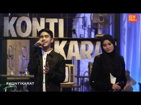 Wany Hasrita & Irfan Haris - Untuk Cinta (Konti Karat)