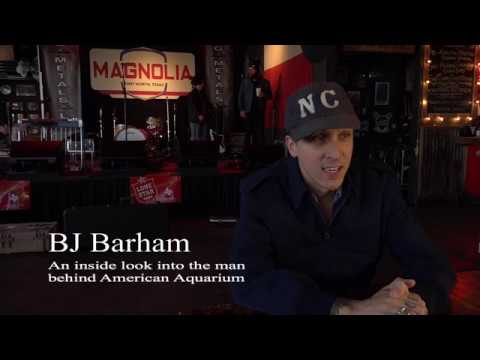 BJ Barham interview
