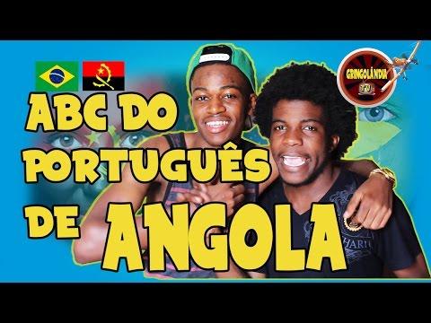 COMO ENTENDER O PORTUGUÊS DE ANGOLA, CALÃO,  GÍRIAS ANGOLANA  FT FERNANDO#06-CONTAAY