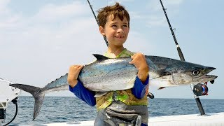 EPIC Kingfish Bite with Surprise Cobia | Fan Episode