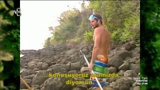 Manav Aydın Takım Arkadaşlarını Ekti - Survivor All Star (6.Sezon 94.Bölüm)